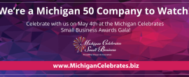 ABS HONORED TO BE ONE OF THE MICHIGAN 50 COMPANIES TO WATCH
