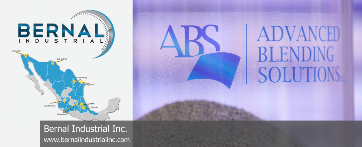 ABS PARTNERS WITH BERNAL INDUSTRIAL INC. FOR MEXICAN MARKET