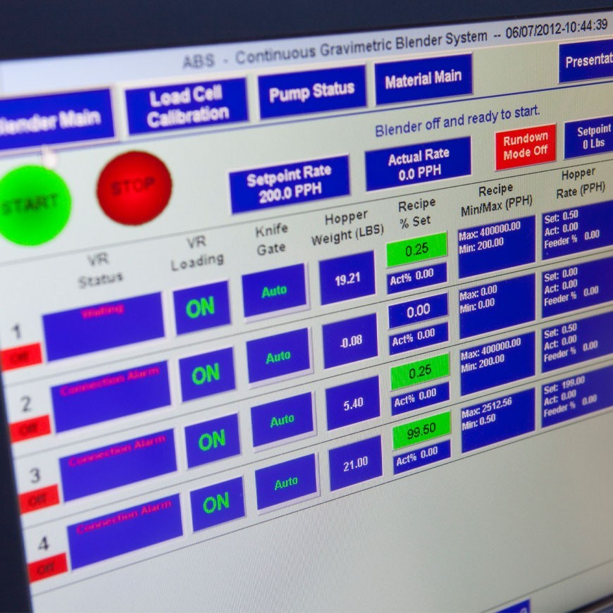 Simplicity Control Panels