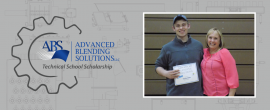 ABS Technical School Scholarship Winner