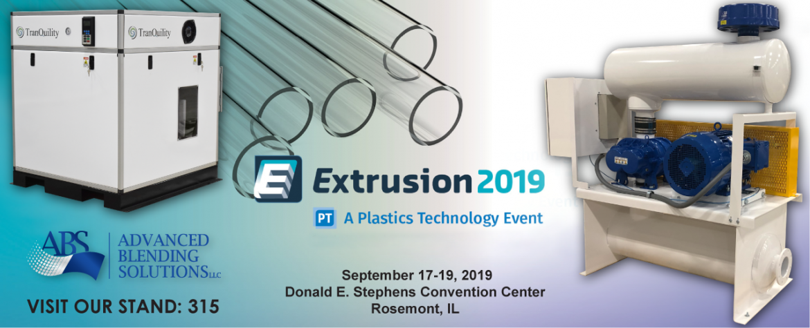 PLASTICS TECHNOLOGY'S EXTRUSION 2019